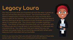 Legacy Laura